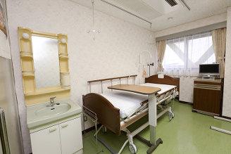 放射線治療病室