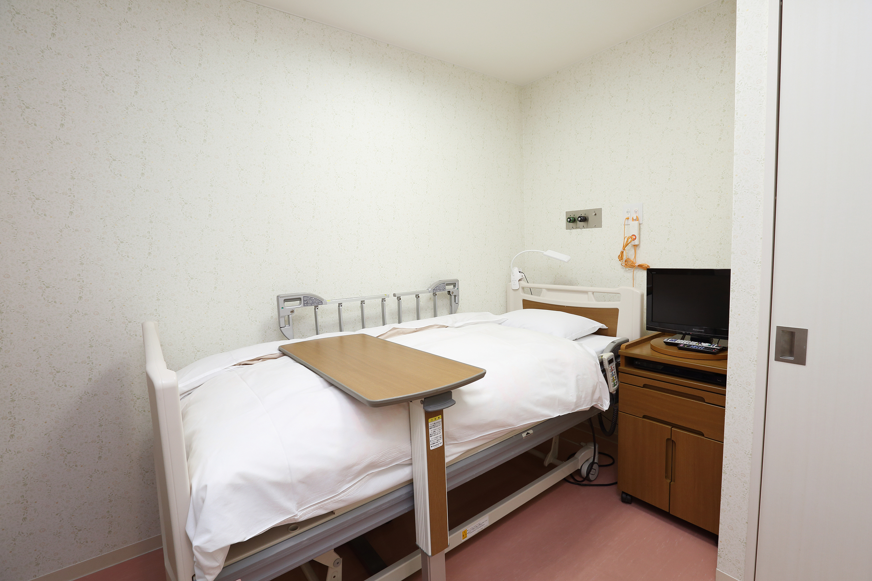放射性ヨウ素治療病室