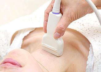 甲状腺の検査